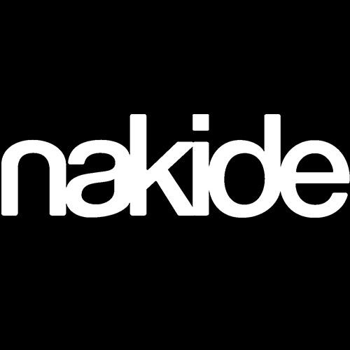 nakide logo black