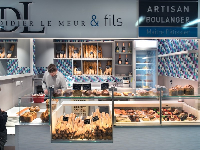 Patisserie Meuble Decoration : Nakide agence de retail architecture agencement magasin