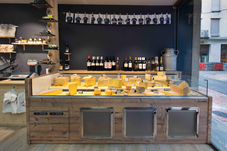 Fabuleux Fromagerie Bousquet la crème de Carcassonne - nakide AU26