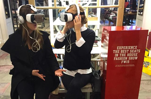 VR retail