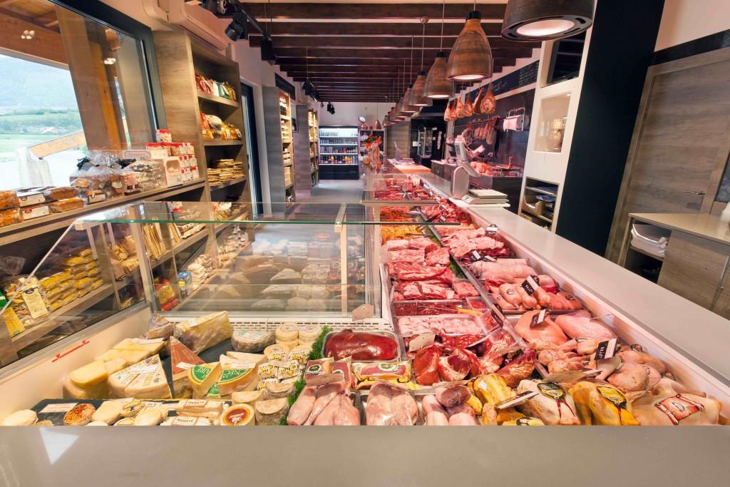 Charolais des Alpes-vitrine-réfrigérée- 2 by nakide agencement boucherie - design boucherie - architecture boucherie