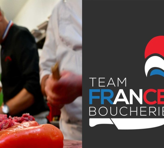 Team France Boucherie couverture