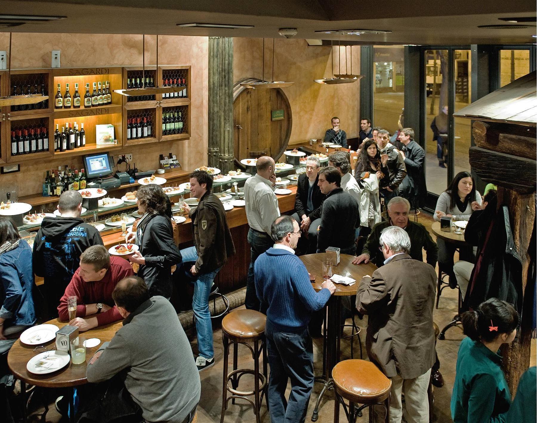 Basque Restaurant San Miguel
