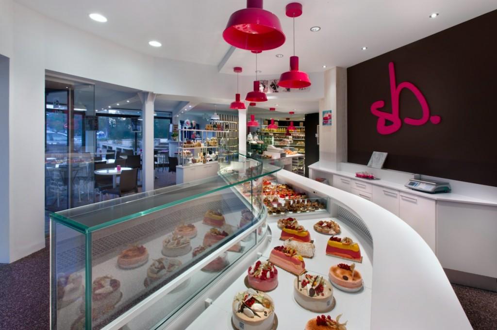 Sébastien Bouillon Patachou par nakide - agencement boulangerie - pâtisserie - décoration- confiseur