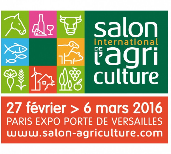 Salon international de l'agriculture logo