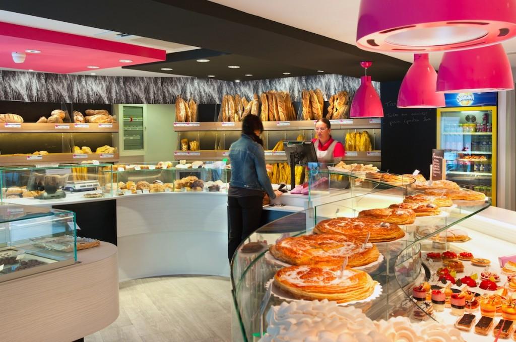 Au Vieux Fournil - agencement -boulangerie - patisserie - agenceur