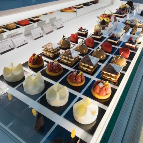 Christian Escribà dévoile l'agencement de la pâtisserie Gran Via par nakide