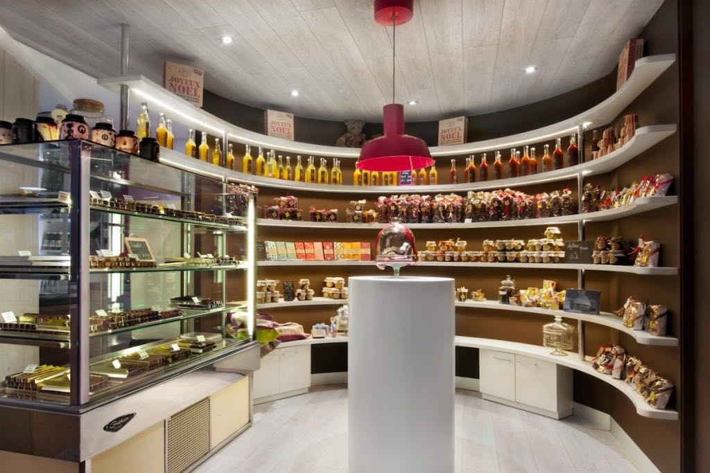 Sébastien Bouillon - Patachou by nakide - agencement pâtisserie - agencement boulangerie - agencement salon de thé - décoration pâtisserie - retail - agencement chocolatier