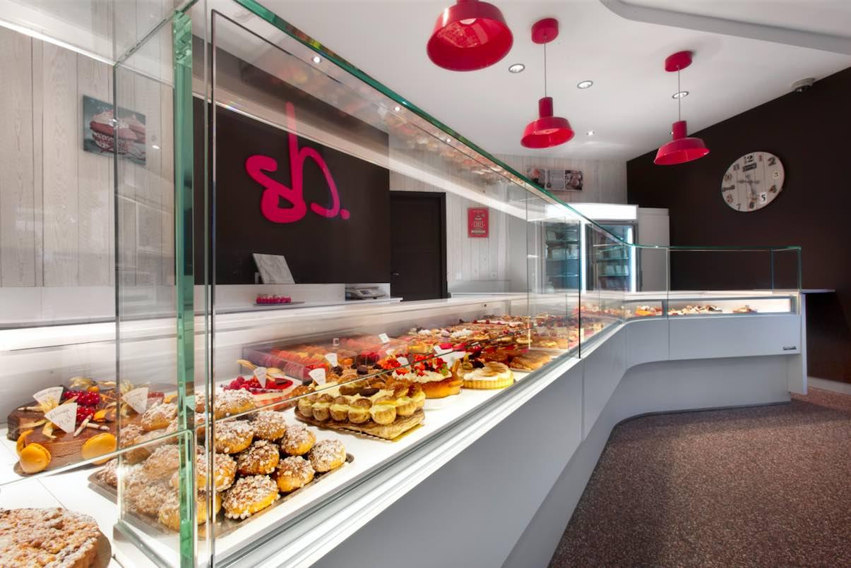 Sébastien Bouillon - Patachou by nakide - agencement pâtisserie - agencement boulangerie - agencement salon de thé - décoration pâtisserie