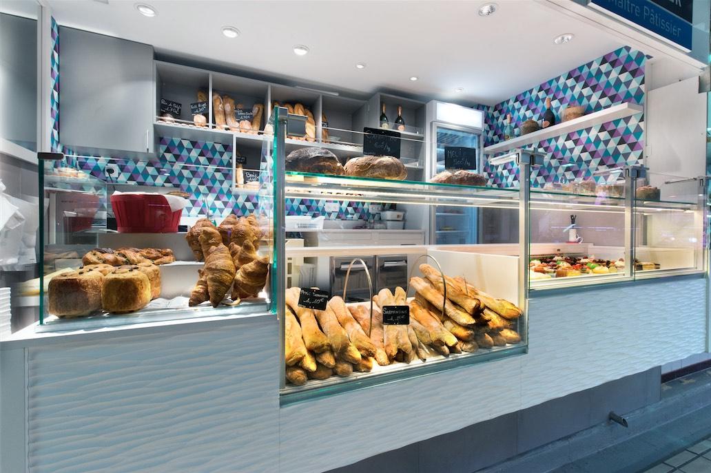 Didier Le Meur et Fils nakide Toulouse - agencement boulangerie - agencement pâtisserie - décoration pâtisserie