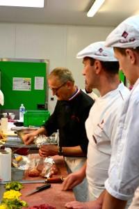 Didier Massot, Olivier Bayle Team France Boucherie