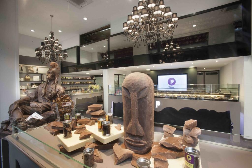La Maison Pillon Toulouse agencement boulangerie-pâtisserie