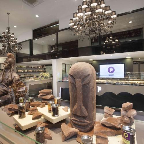Maison Pillon by nakide chocolat agencement de chocolaterie confiserie