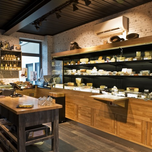 L'ami Fromager - agencement-nakide-design-decoration-cremerie