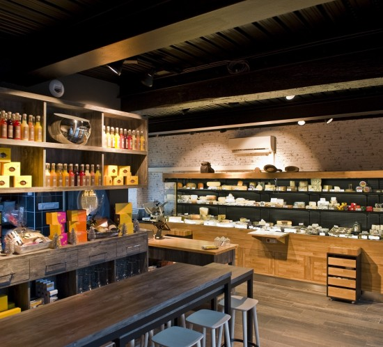 L'ami Fromager - agencement-nakide-retail-architecture