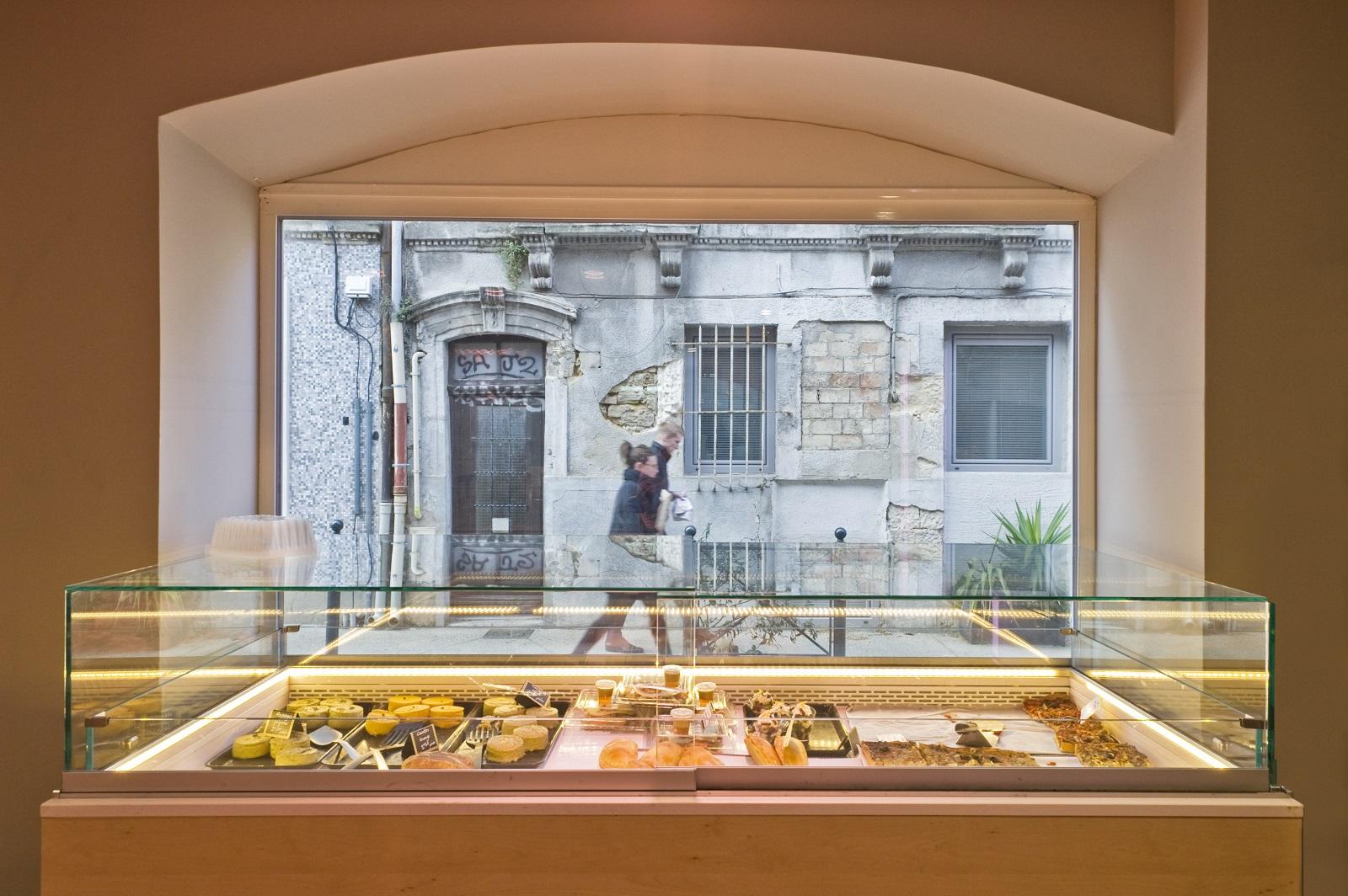 NAKIDE-Boucherie-Patrick Puel-agencement-vitrine-refrigeree-cruz-traiteur